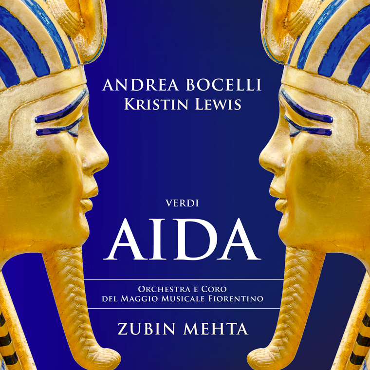 AIDA conducted by Zubin Mehta