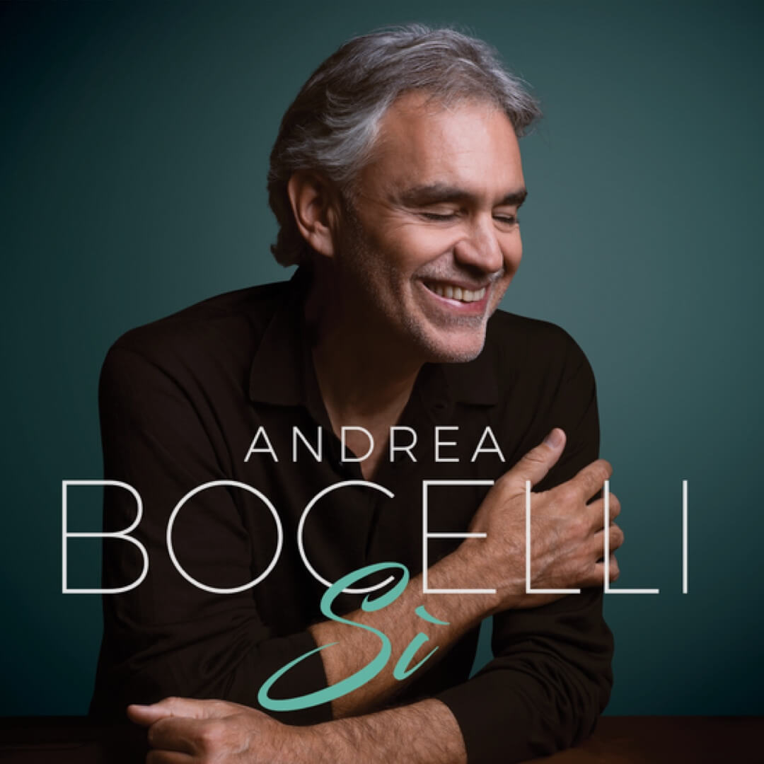 Bocelli's new album Sì was released in more than 60 countries,